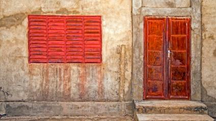 Togolese Door_5488