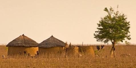 Togolese village_5711